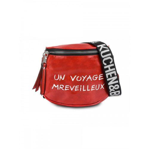 VOYAGE táska - piros