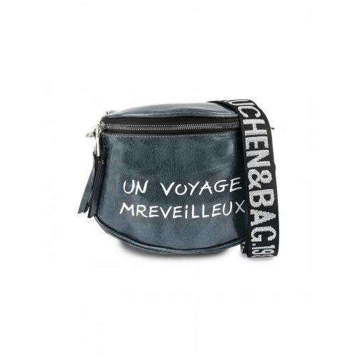VOYAGE táska - sötétkék