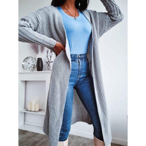 ESTER pulóver-szürke
