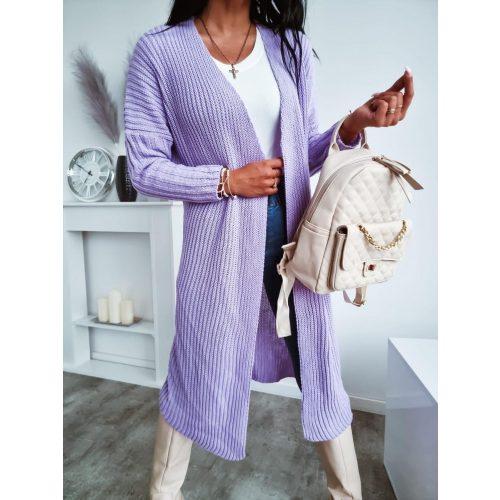ESTER pulóver-lila