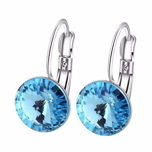 DENIZA fülbevaló - kék