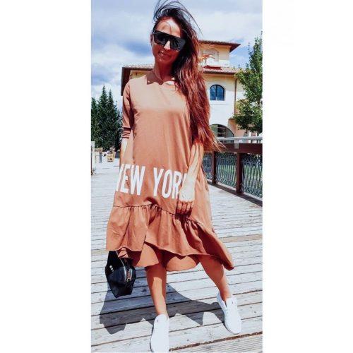 New York caramel ruha